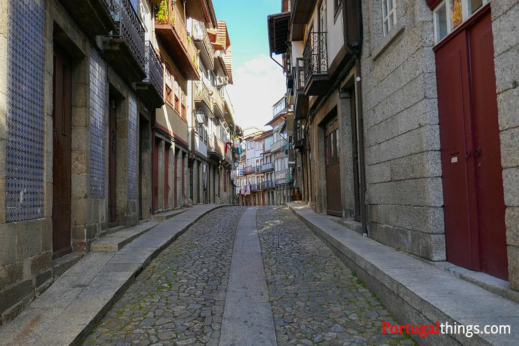 onde ir em Guimarães
