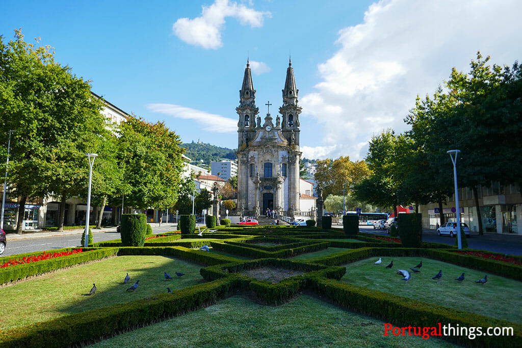 What to visit in Guimarães