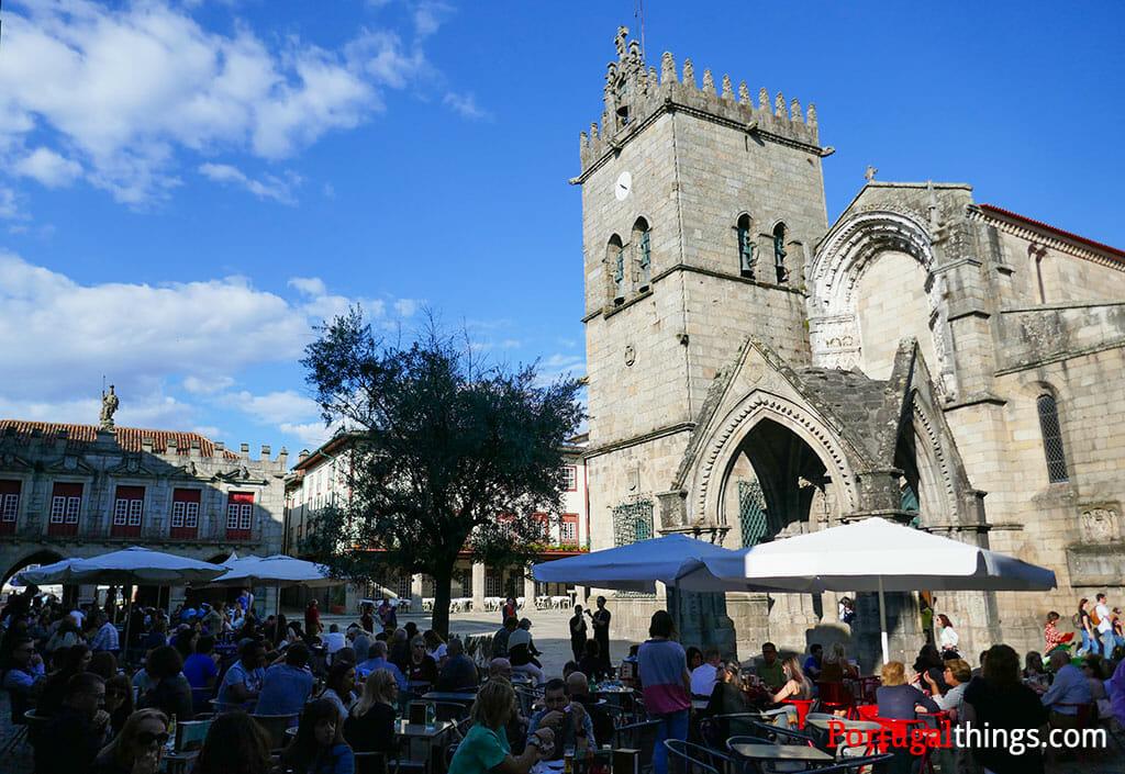 Guimarães o que visitar