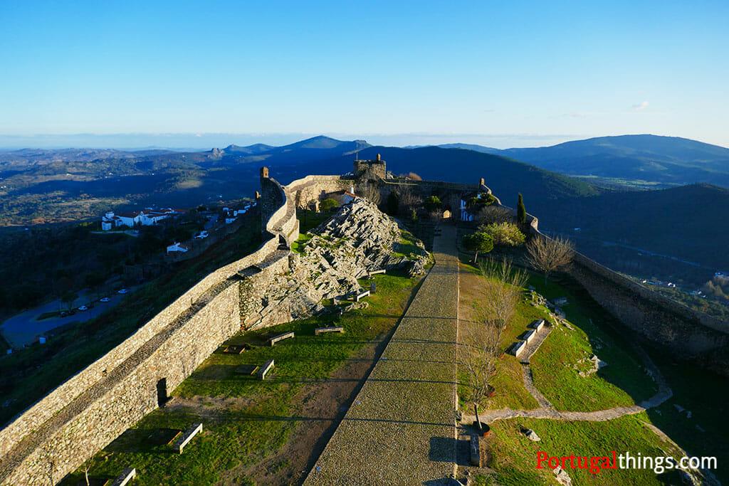 Top attractions of Marvão