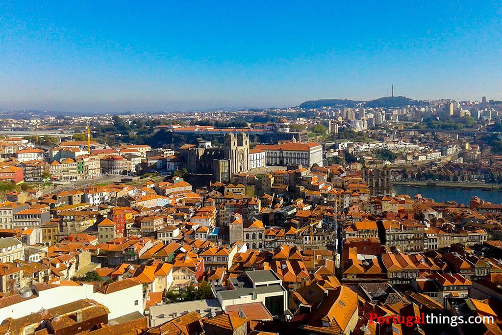 Melhores lugares para ficar no Porto