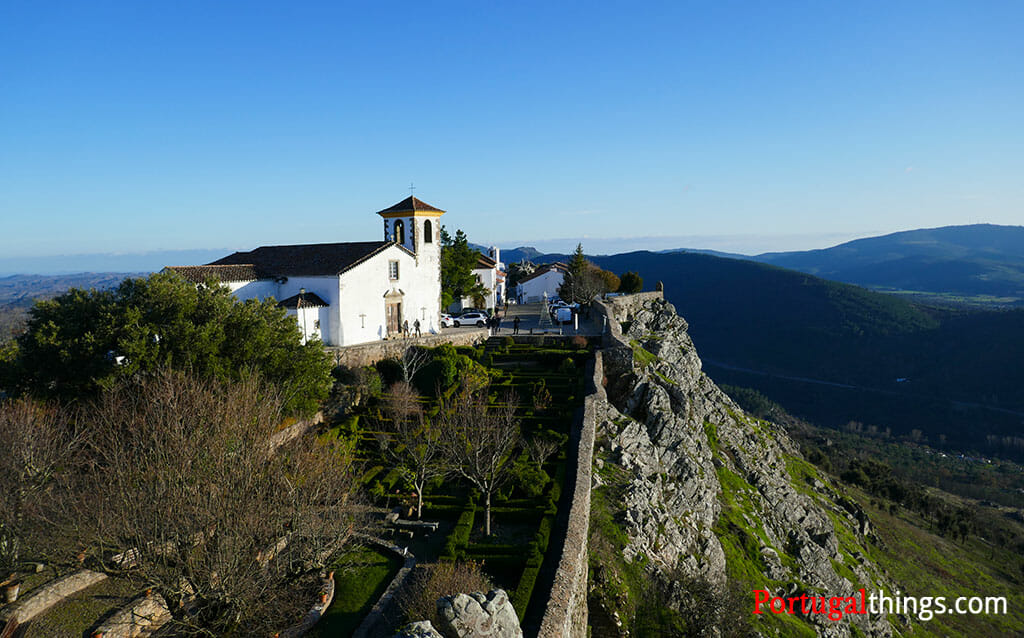 what to visit in Marvão