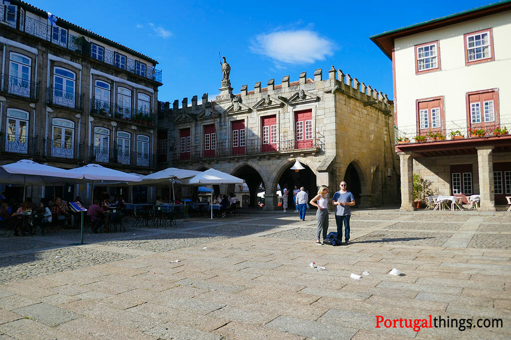 what to do in Guimaraes