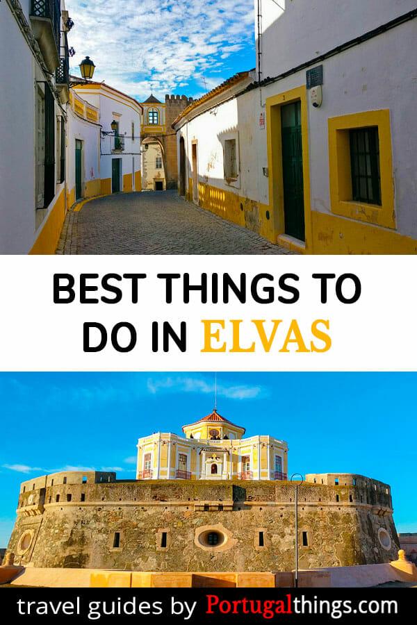Best things to do in Elvas