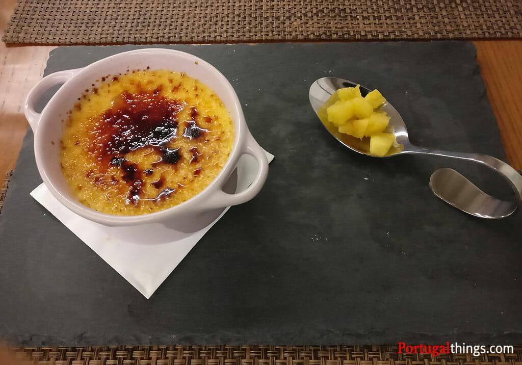 Leite Creme, a very portuguese dessert