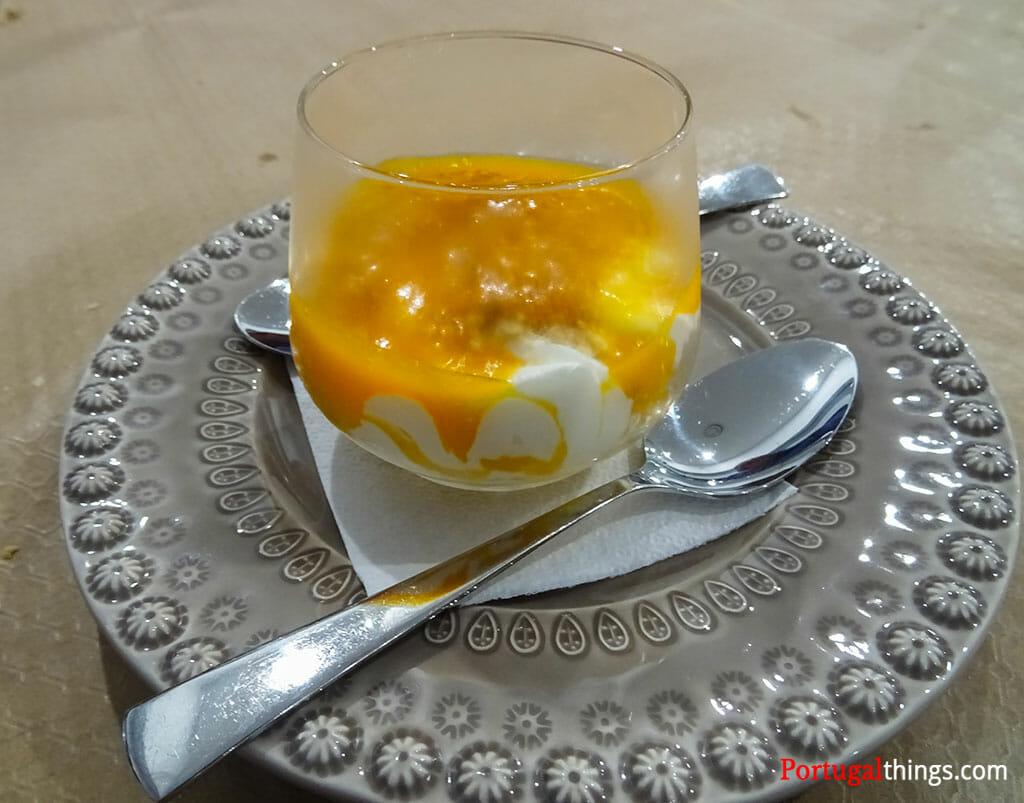 tasty Portuguese desserts