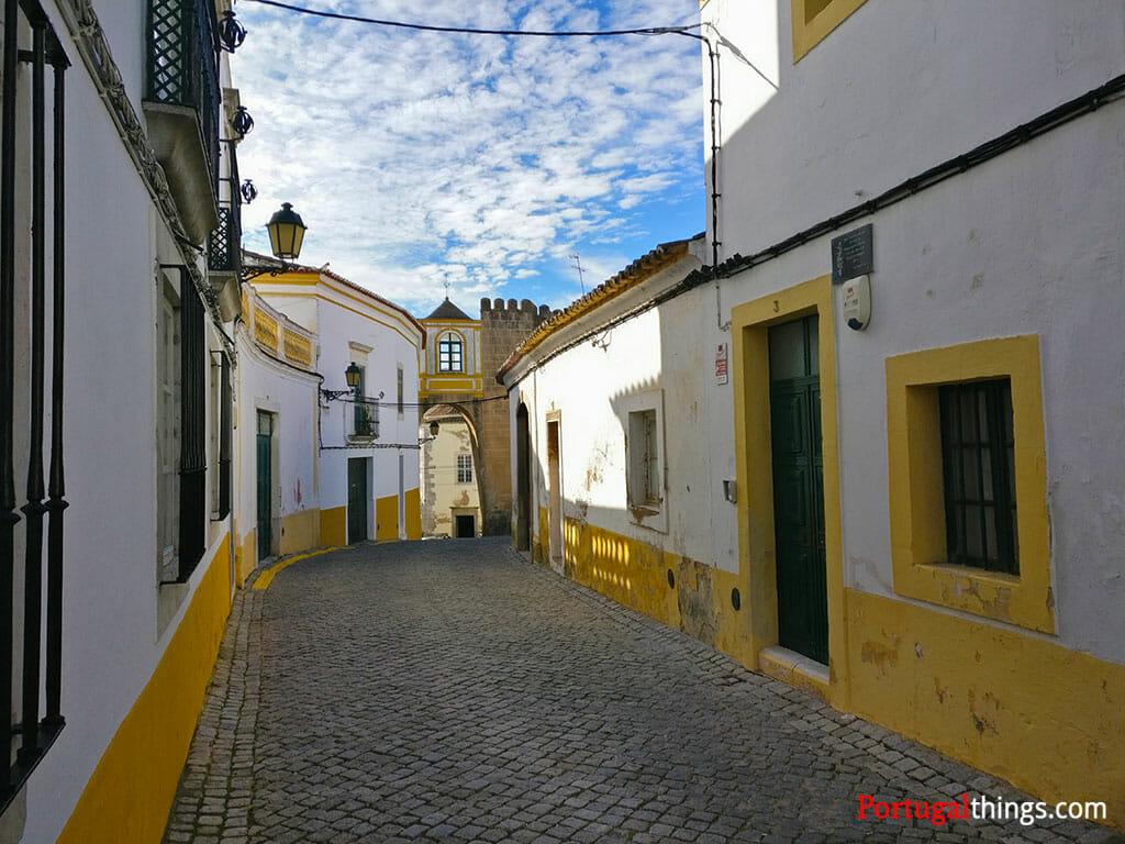 Visiting Elvas