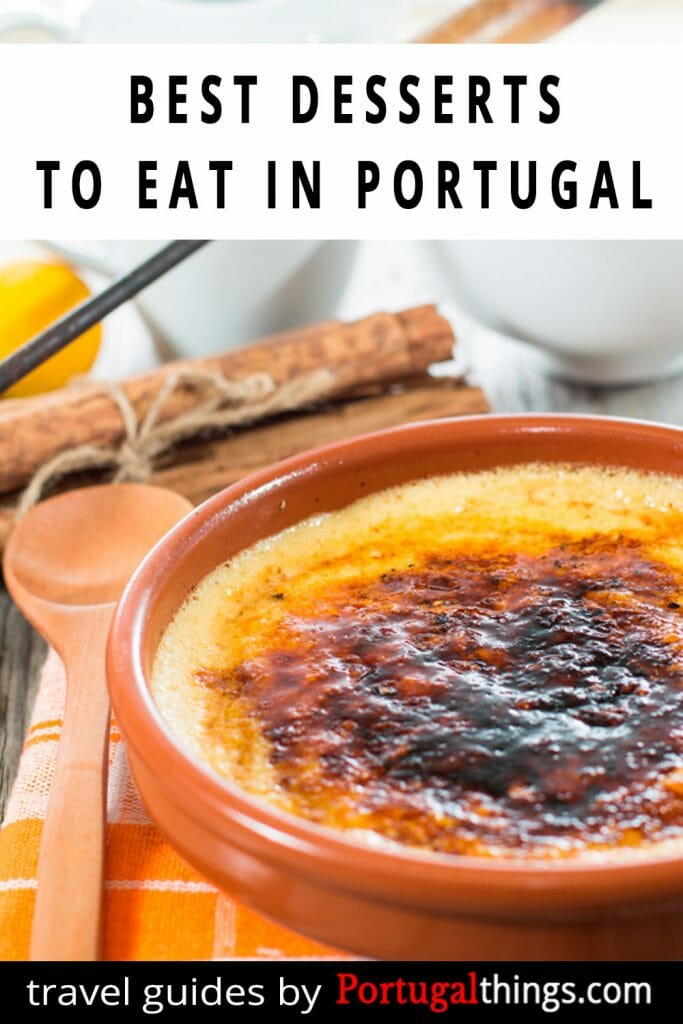 Best Desserts to eat in Portugal