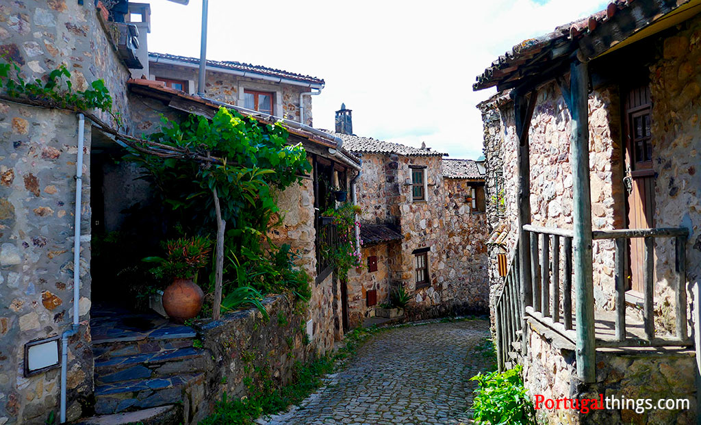 Most beautifull schist villages in Portugal