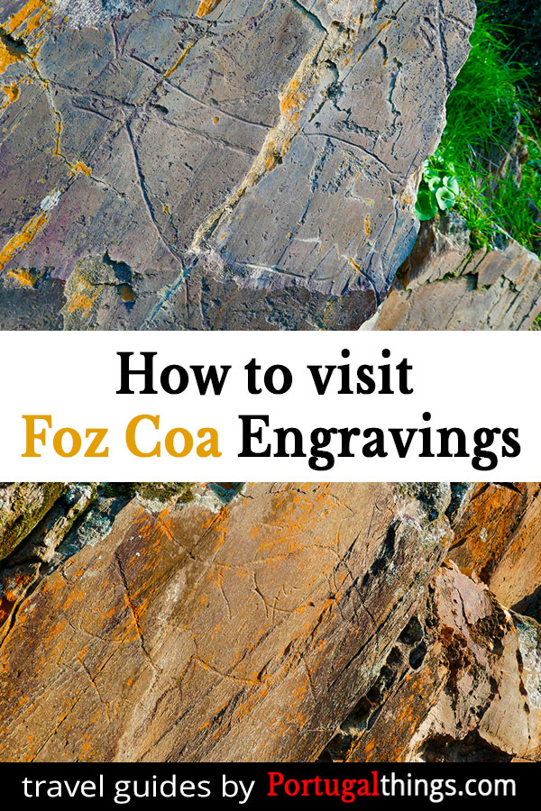 How to visit Foz Coa valley and  Archaeological Park