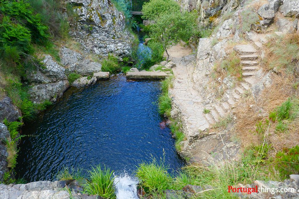 All the information you need to do Penedo Furado trail