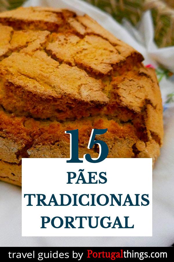 Os mais tradicionais tipos de pão em Portugal