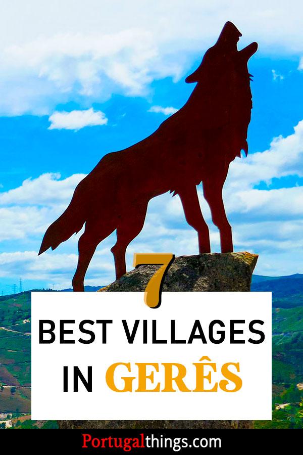 Best villages in Gerês