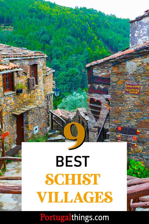 9 Best Schist Villages