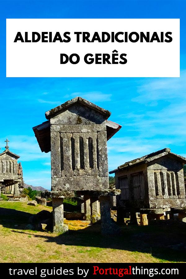 Aldeias tradicionais do Gerês