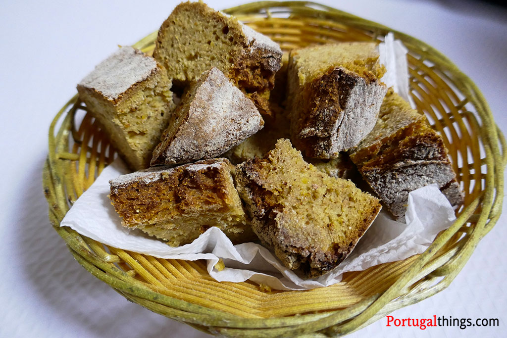 Typical Portuguese Bread