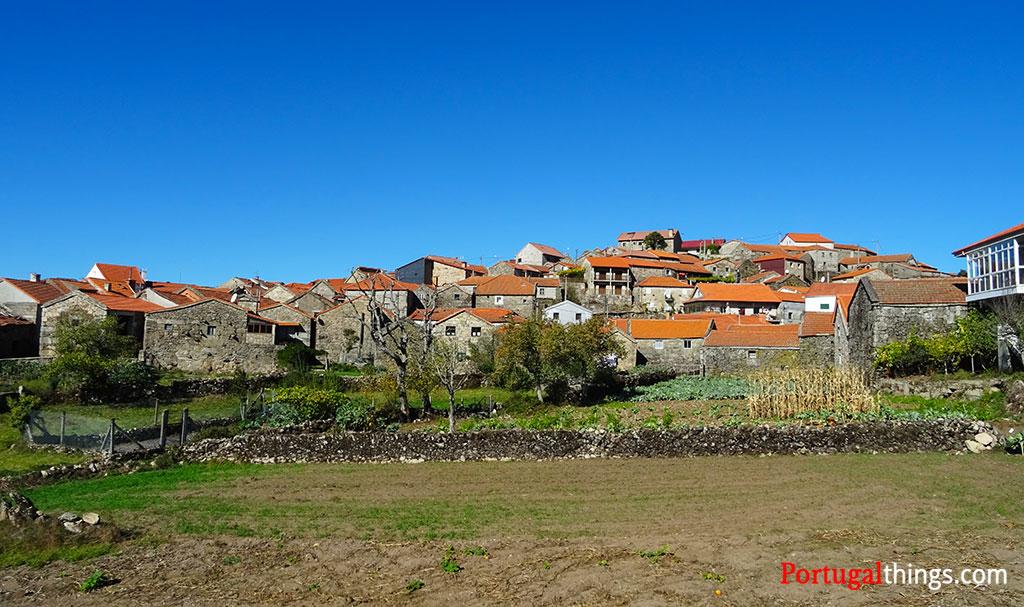 Cute villages in Geres