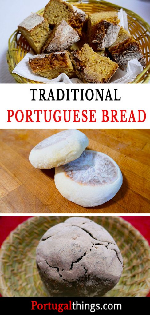 15 most popular traditional Portuguese Bread