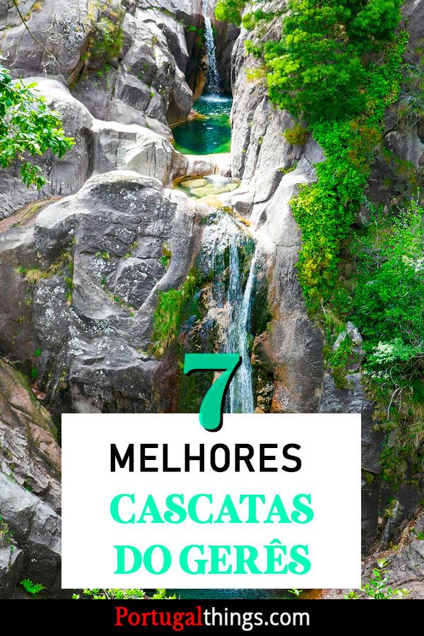 As 7 melhores cascatas do Gerês