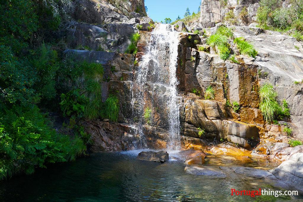 As mais espectaculares cascatas do Gerês