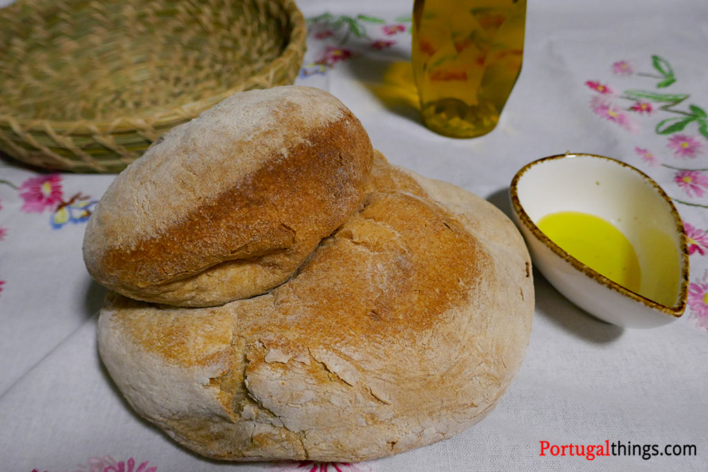 traditional bread of Portugal