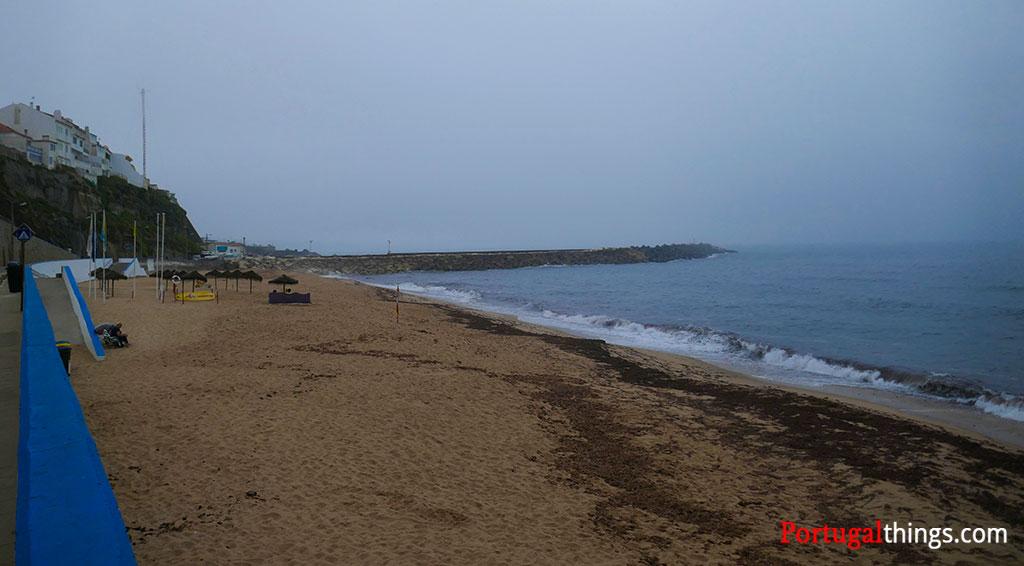 Caracteristicas das praias da Ericeira
