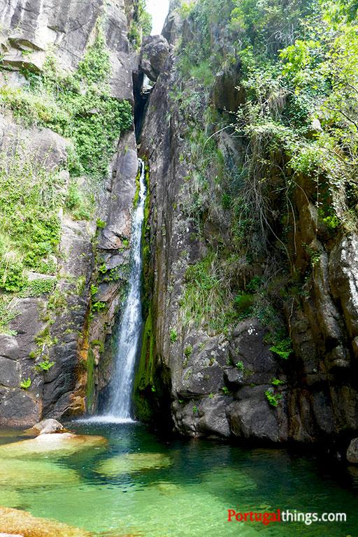 best waterfalls in Geres National Park