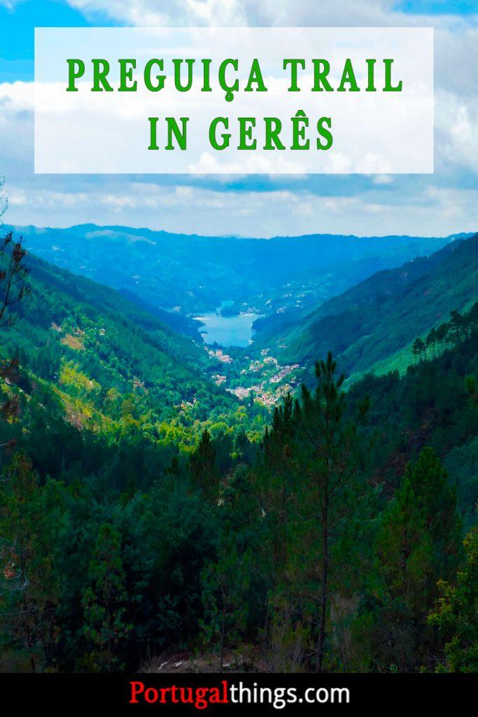 Preguiça trail, Geres - PR10 TBR