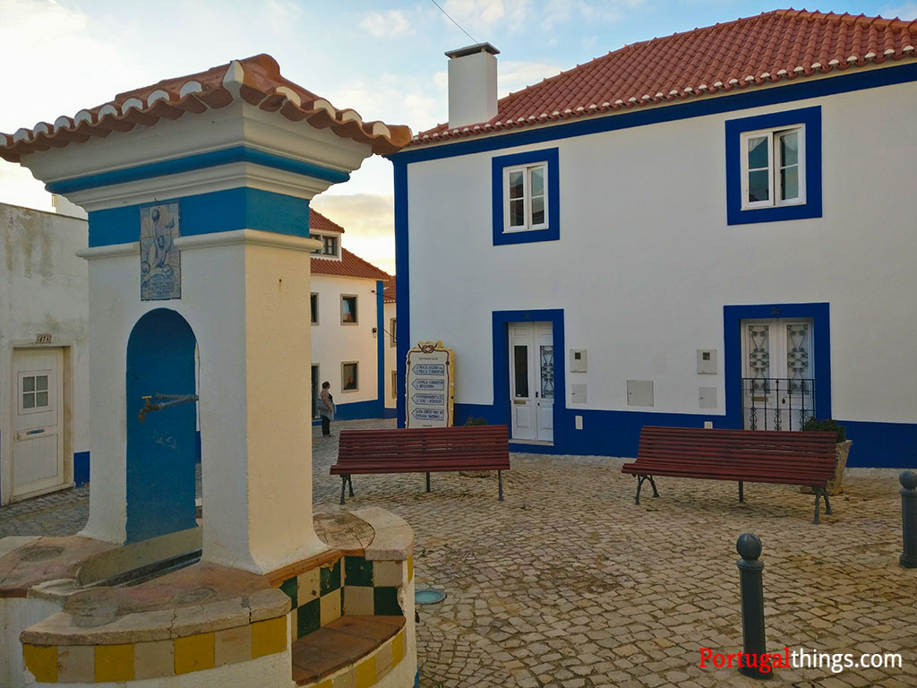 The historic centre of Ericeira is one the things you can't miss in Mafra