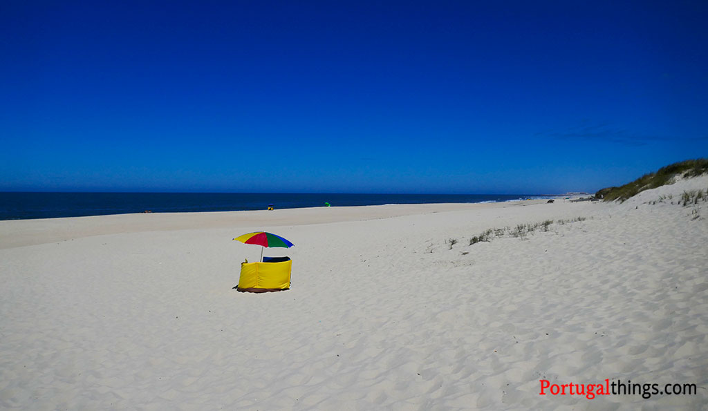 beautiful beach in PR5 Mira