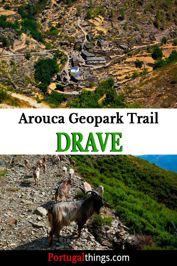 PR14 Arouca Geopark - Drave