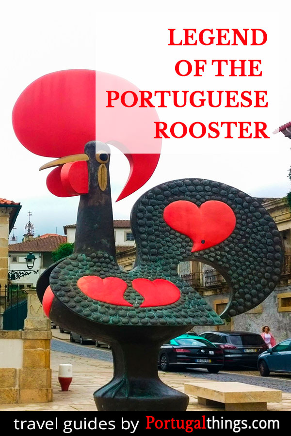 The Legend of the Portuguese Rooster