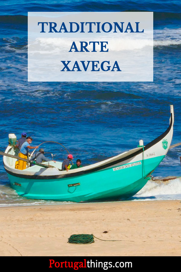 Traditional Arte Xavega
