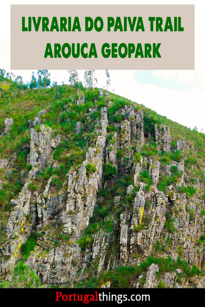 Arouca Geopark - Livraria do Paiva