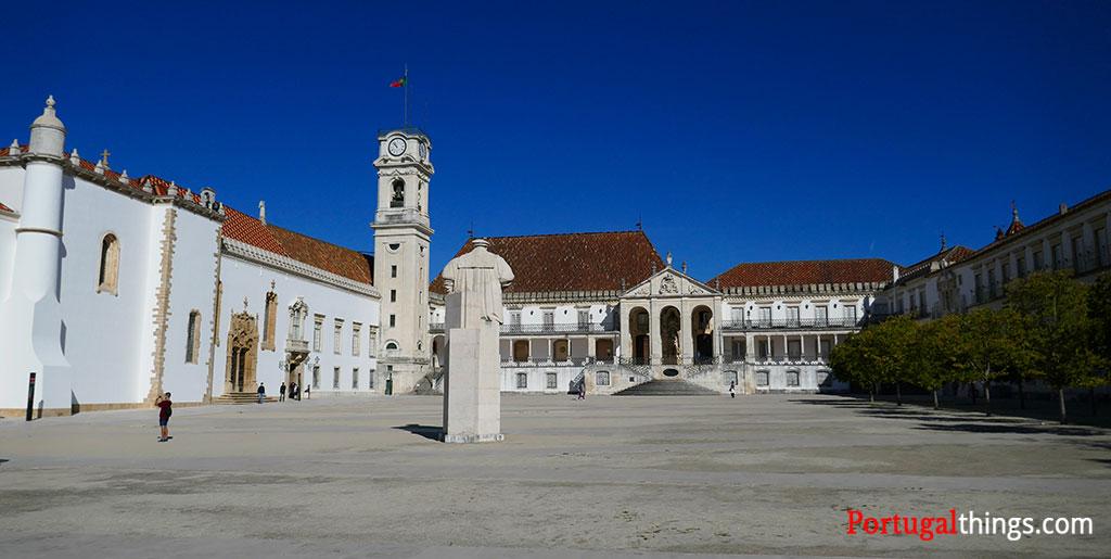 Historic landmarks in Portugal