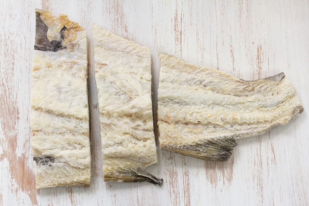 Como preparar o Bacalhau