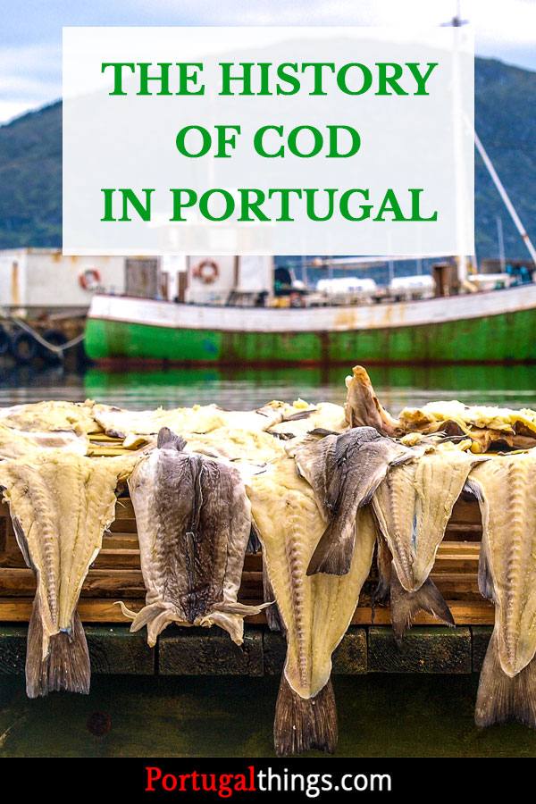 The history of cod in Portugal