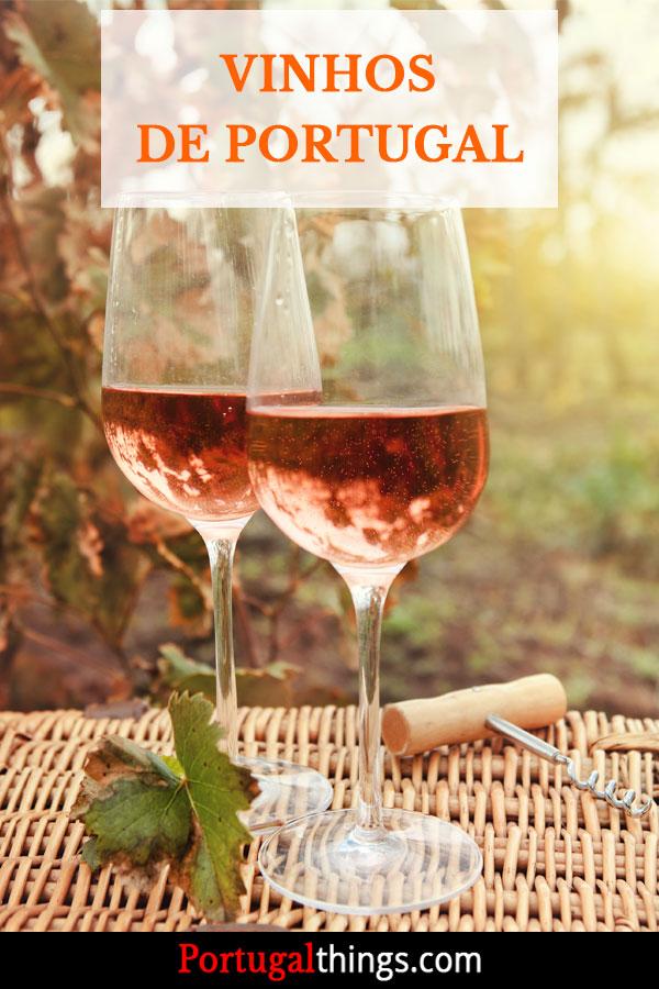 As Regiões vinícolas de Portugal e os seus vinhos