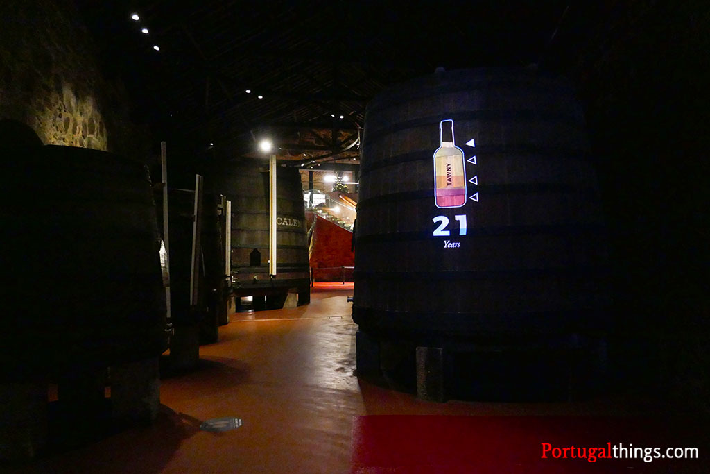 Caves do Vinho do Porto - Cálem