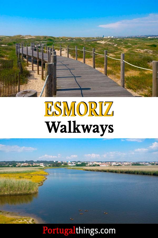 Esmoriz walkways
