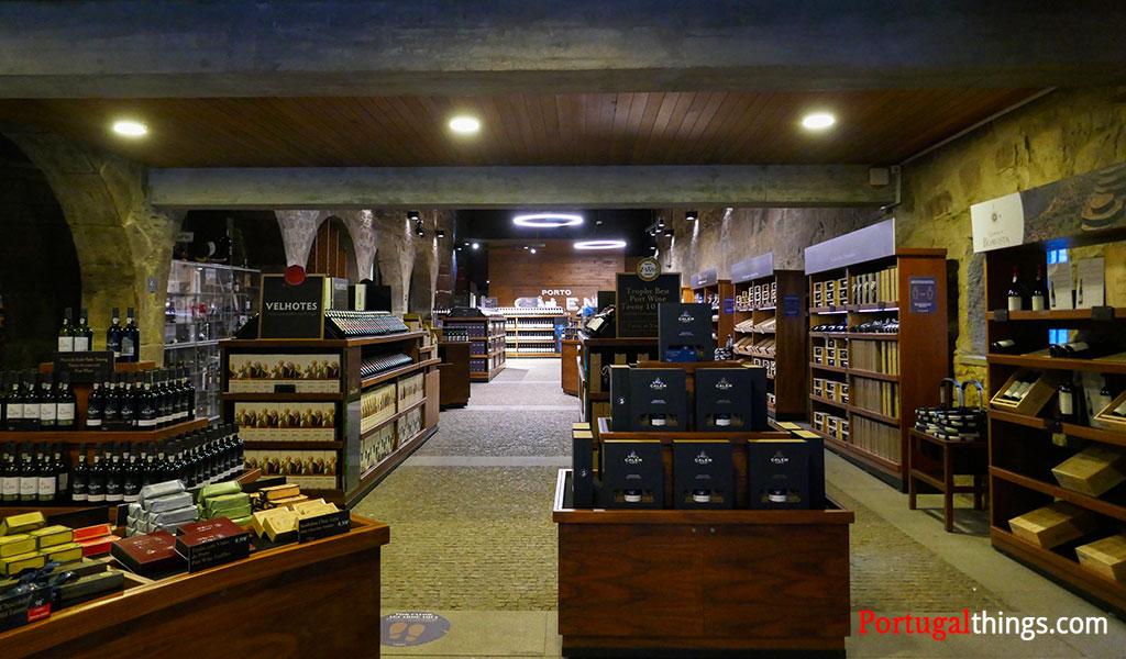 how to visit port wine cellars