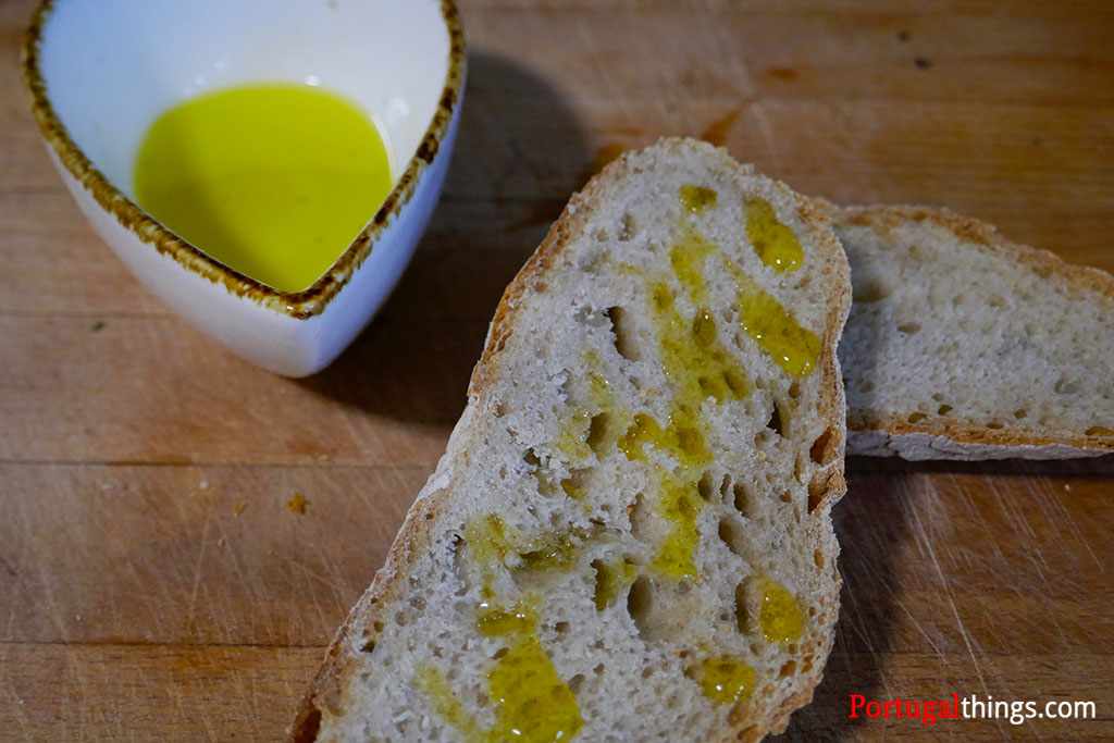 Portugues olive oil