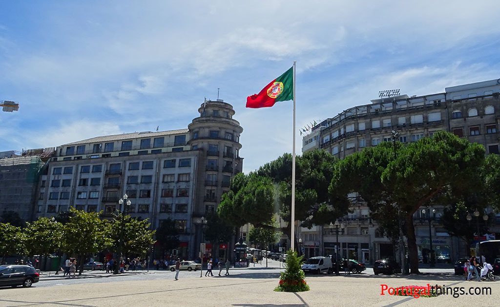 Meaning of the Portuguese Flag