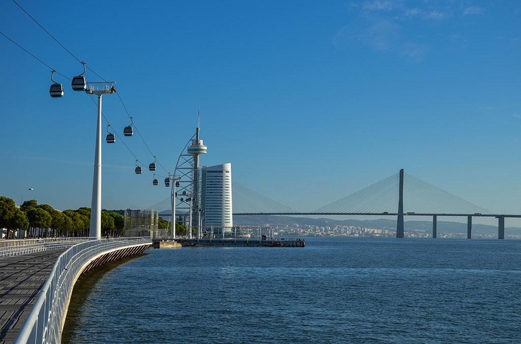 Melhores alojamentos em Lisboa