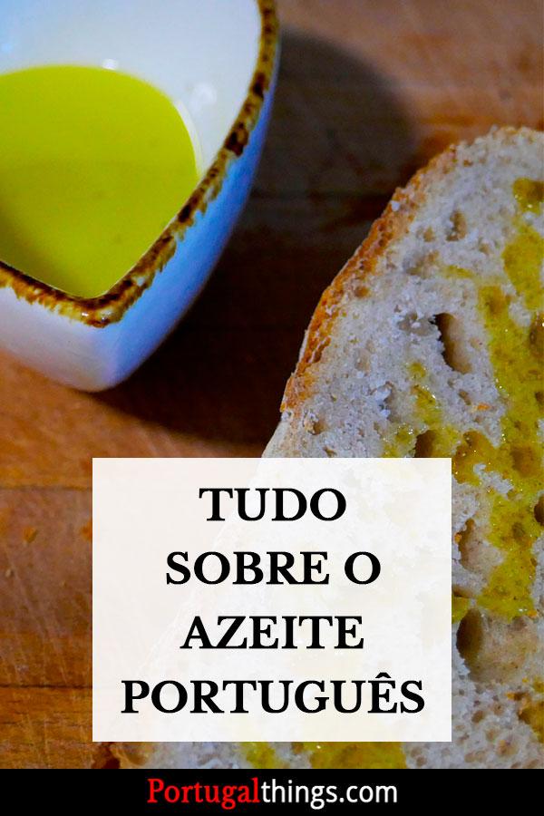 Tudo sobre o azeite Português