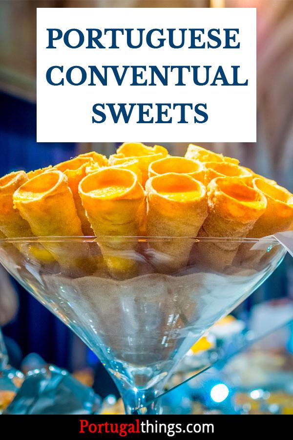 Portuguese conventual sweets