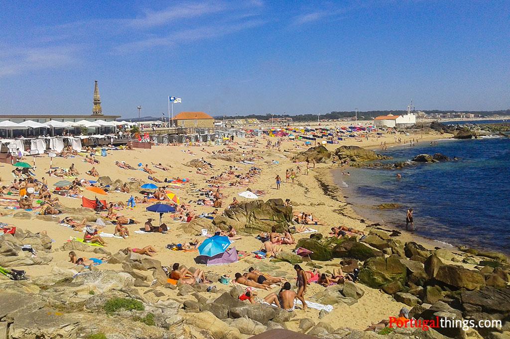 Best beaches in Vila do Conde