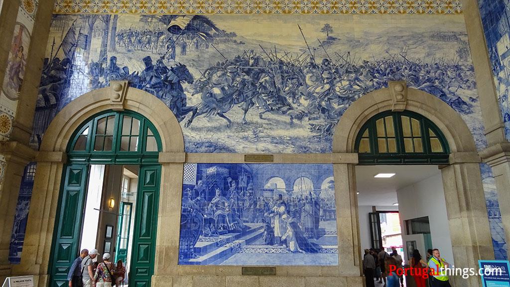 História do nascimento de Portugal - Torneio de Arcos de Valdevez