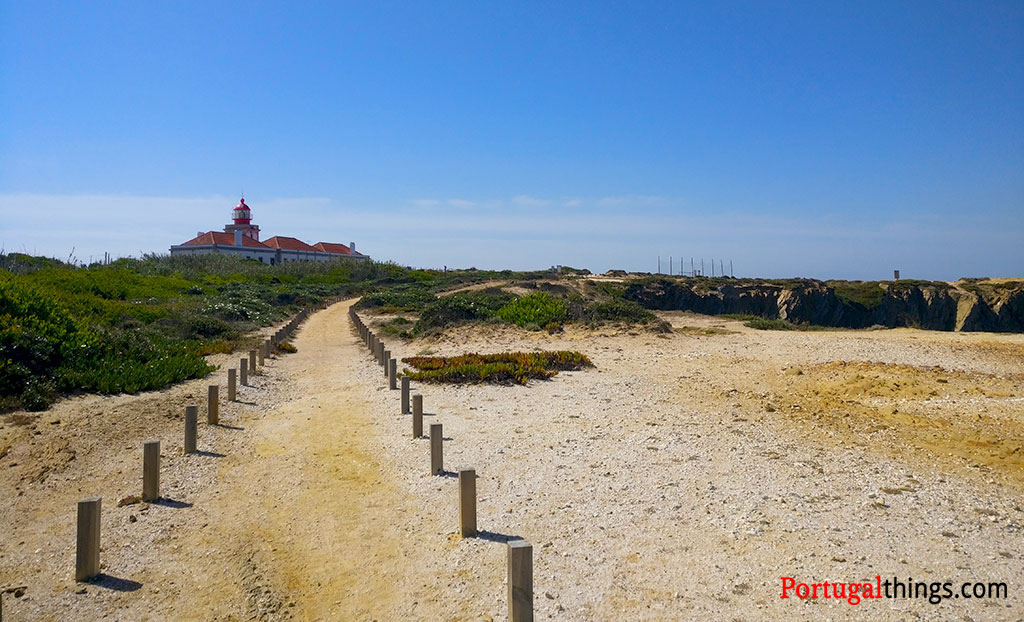 Trilho dos Pescadores - etapa 4 -  Almograve a Zambujeira do Mar