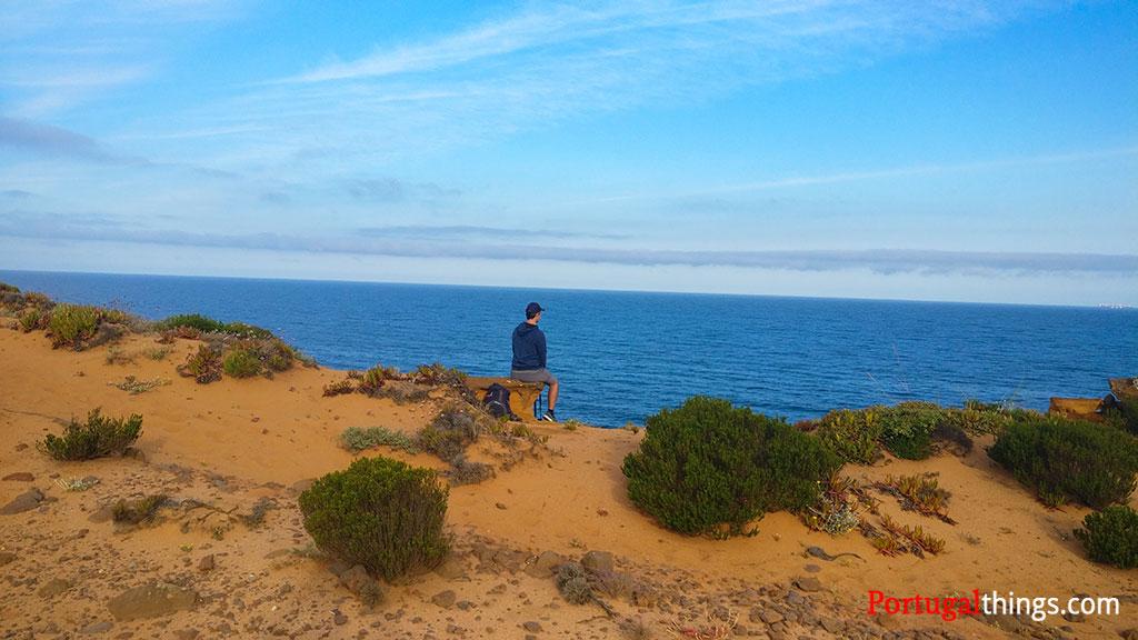 Almograve a Zambujeira do Mar- trilho dos Pescadores - etapa 4 -